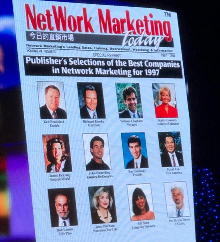 Network Marketing 1997